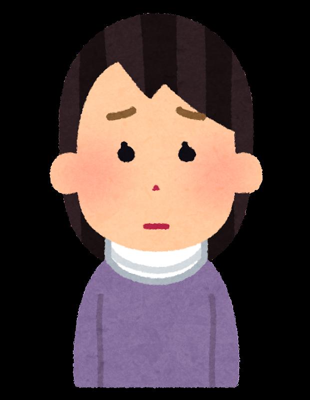 むちうち症コルセット